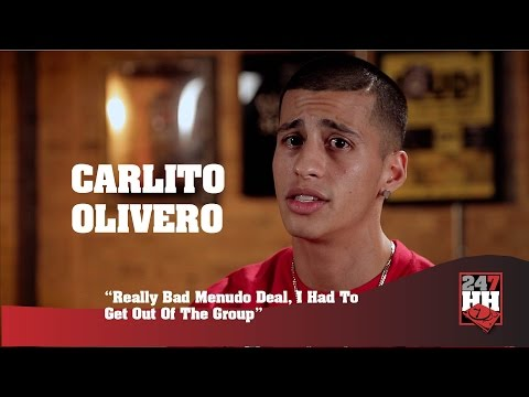 Carlito Olivero - The Menudo Deal Tried To Restrict Me From Being Me (247HH Exclusive)