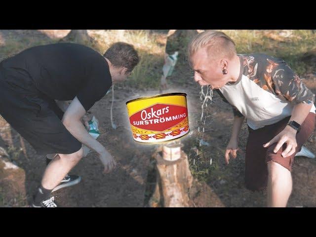 Surströmming Challenge - feat Mentaalisavuke