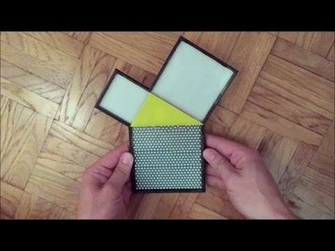 The toy that explains the Pythagorean Theorem