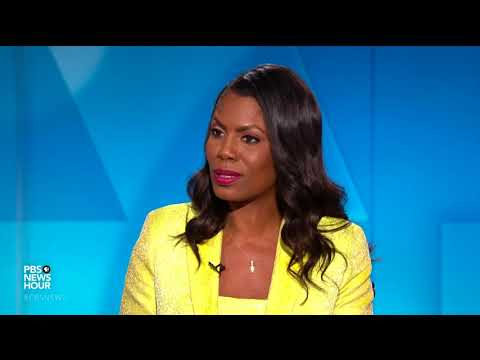 Omarosa On Why She Didn't Sign A White House Nondisclosure Agreement