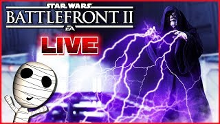Erlebt meine Macht! 🔴 Star Wars Battlefront 2 // PS4 Livestream