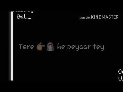 Super Sad Song||viva video||latest punjabi 2017||what's app