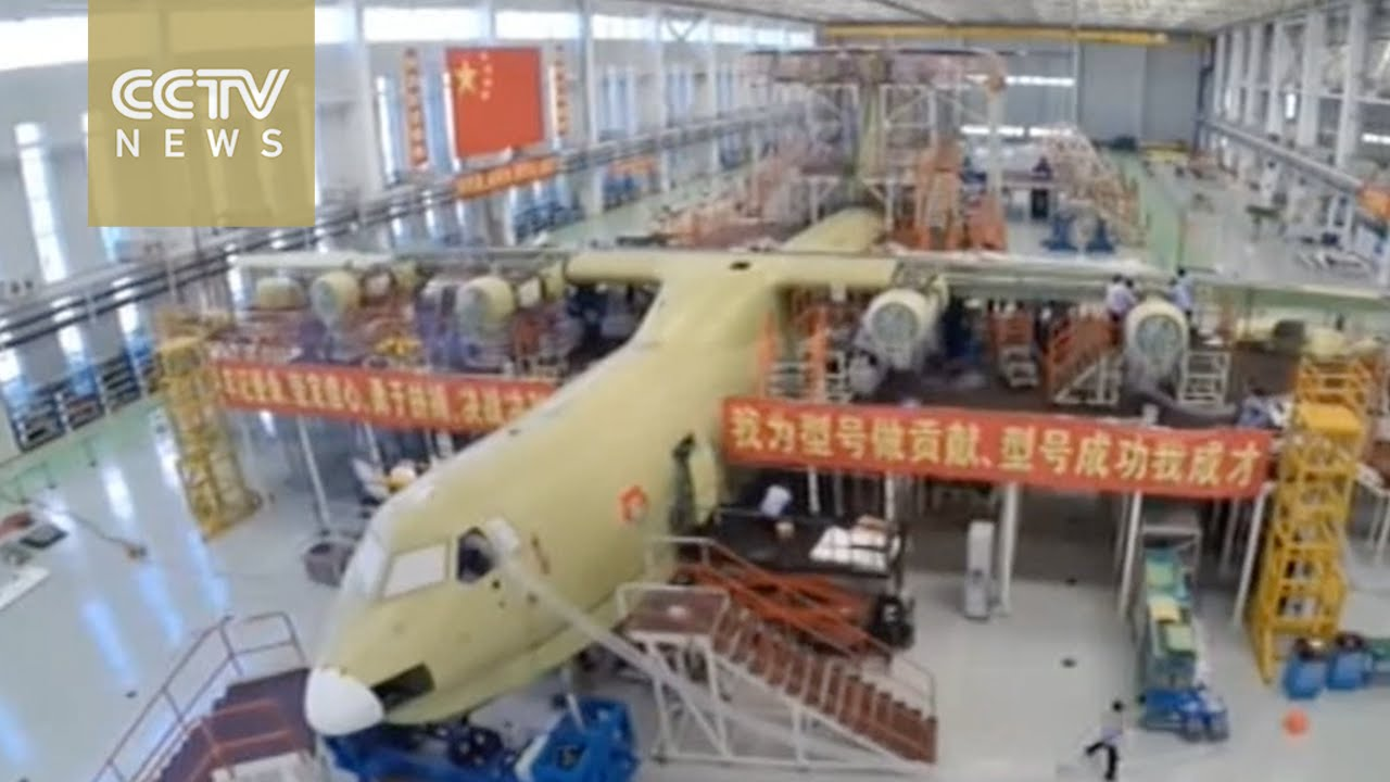 China Unveils Giant Seaplane | Popular Science