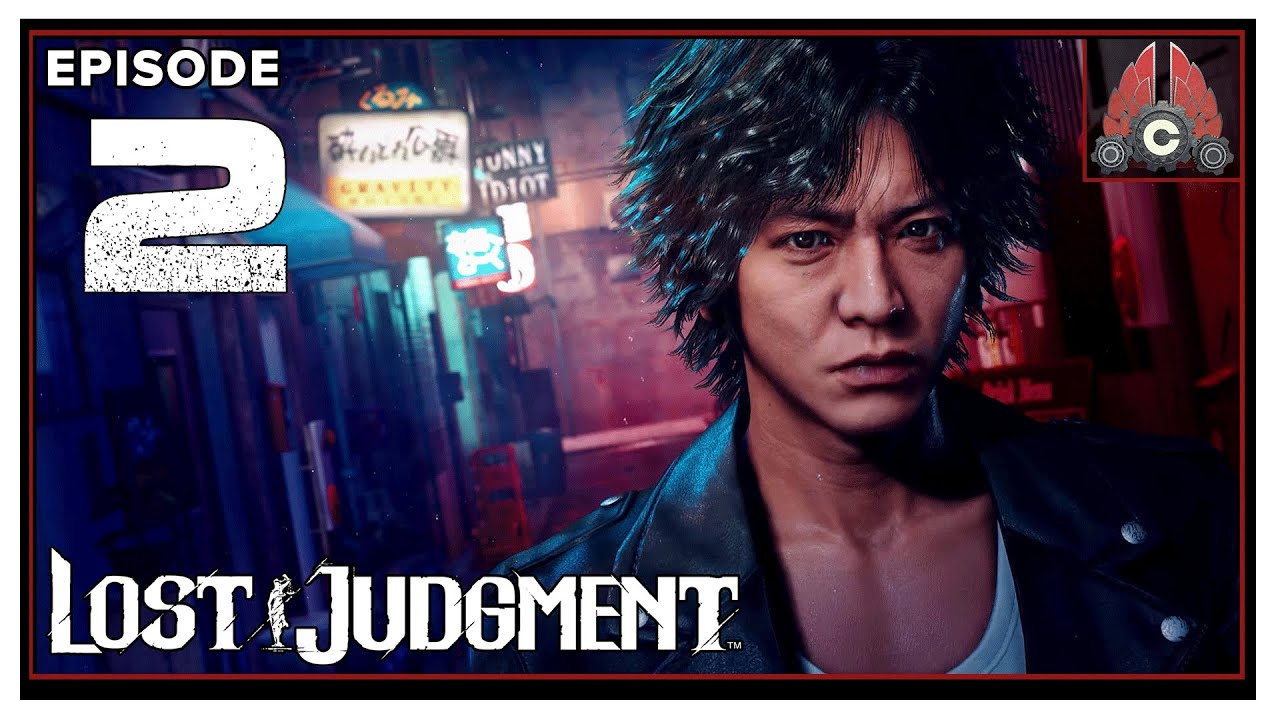 CohhCarnage Plays Lost Judgment (Thanks Ryu Ga Gotoku For The Key) - Episode 2