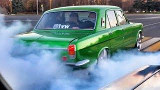 КУПИЛ ГАЗ-24 ЗА 250 000!) Проект «Мозамбик» + V8 Волга!
