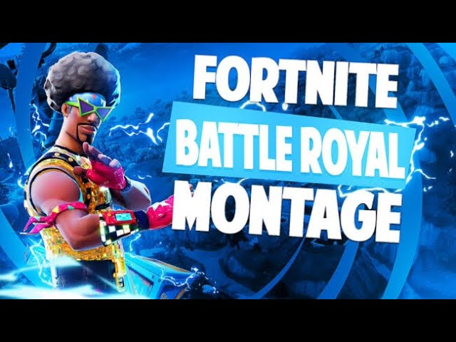 Fortnite Montage#1 -Playground Clips