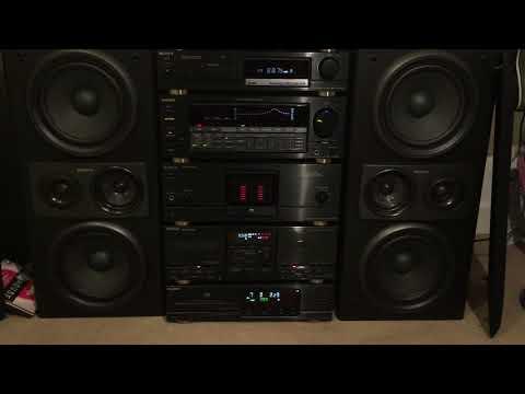 Sony Lbt V925 Hifi System Youtube