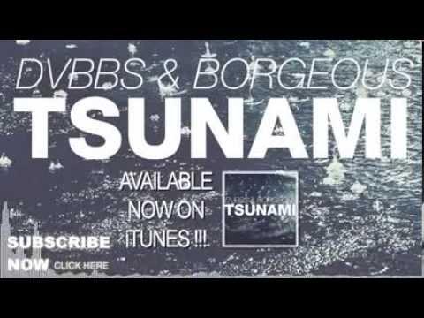 Martin garrix tsunami original mix vidéo