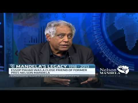 Essop Pahad's most cherished moments with Madiba