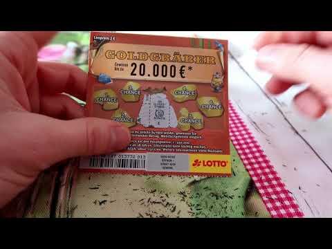 Германия: честная моментальная лотерея выигрыш