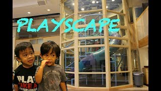 Playscape-Indoor Playground -Sugar Land, TX-ft. Micah thumbnail