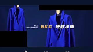 TVC móc phơi quần áo tích hợp máy sấy khô