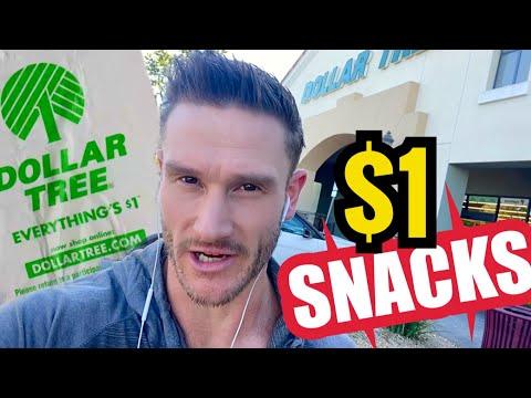 Super Budget Keto Snacks at DOLLAR TREE for $1