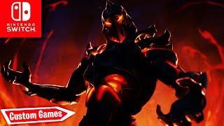 🔴 reboot bus! WEEK 8 SKIN RUIN & CUSTOM GAMES | Fortnite Switch