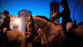 La Passada de Sant Antoni Abat i els tres tombs de Sabadell 2015