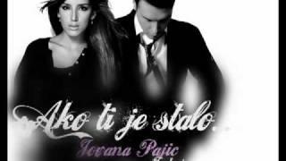 Jovana Pajic feat Mirko Gavric - AKO TI JE STALO