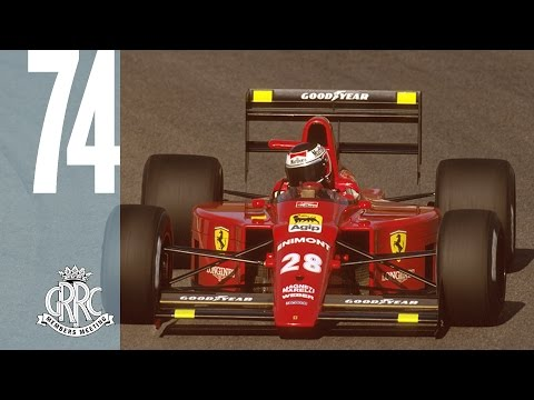 Motorsport Passion: Gerhard Berger and Emanuele Pirro talk to Goodwood