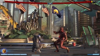 Injustice 2 PS4 Review Gameplay