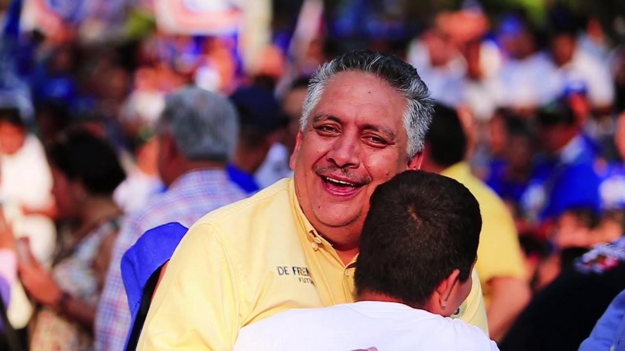 Acosta Naranjo recibe a Ricardo Anaya