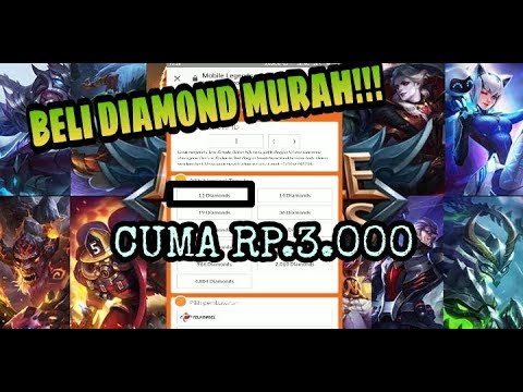 Cara Beli Diamond Murah Cuma Rp 3000 Youtube