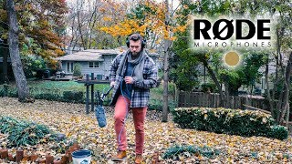 The RODE NTG 3 // SHOTGUN Microphone Mini Review