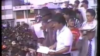 LEVANTAMIENTO  DE INDIGINAS EN 1990   PACHAKUTIK