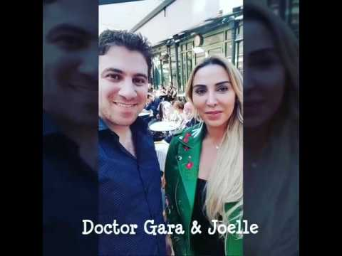 Doctor Gara and Joelle from Monaco 2017