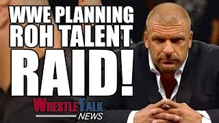 wwe planning to raid ring of honor talent who s 1 on their list   wrestletalk news