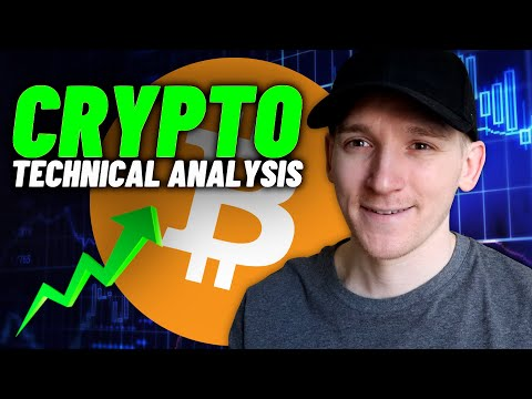 Technical Analysis For Cryptocurrency Tutorial (Crypto Charts For Beginners)