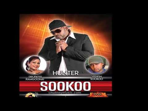 Hunter, Drupatee & Veedesh - Sookoo (2019 Chutney Soca)