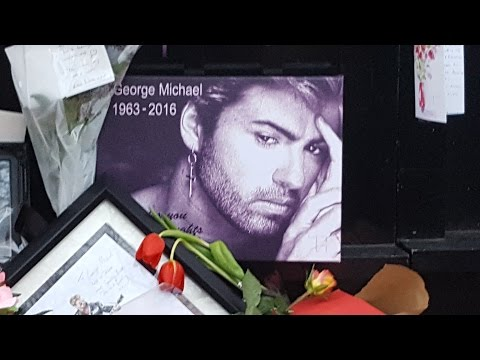 Last Days Of George Michael - Channel 5 -  DOC
