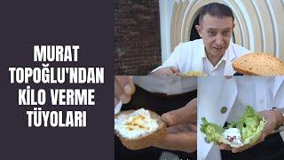 DR Murat  Topoğlu'ndan Sağlıklı Beslenme Ve Sağlıklı Kilo Verme Konularında Önemli Tüyolar