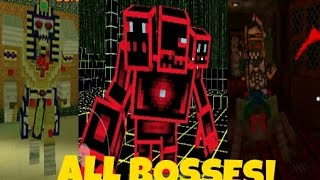 ✔Pixel Gun 3D - All Bosses Campaign! (11.3.1)