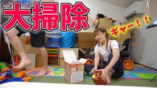 ゲーム実況部屋を大掃除!懐かしい写真出てきたー!|robot channelロボットチャンネル