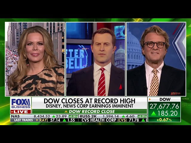 Paul Dietrich   Fox Business News 11 07 2019 After the Bell R1