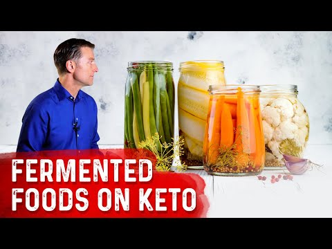 What Fermented Food Are Okay on Keto (Ketogenic Diet)? - YouTube