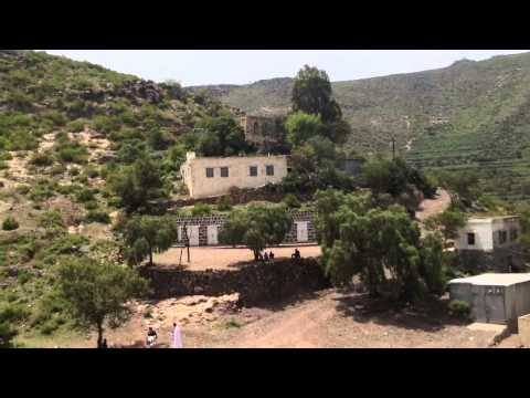 Beautiful Yemen village  نبت قرية جميلة جدا في اليمن