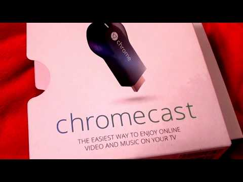 Google Chromecast HDMI Streaming Media Player REVIEW