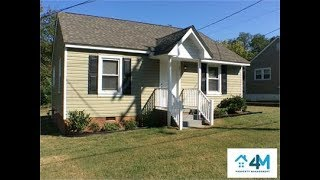 Houses For Rent In Greer 2br/1ba By 4m Property Management