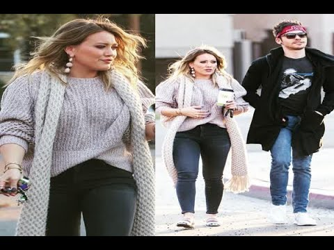 In Graphics: Hilary Duff spotted with ex-boyfriend Matthew Koma