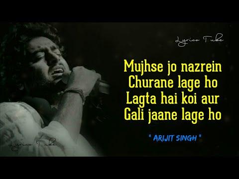 Pachtaoge Full Song Lyrics - Arijit Singh | B Praak, Jaani | Audio | New Song 2019