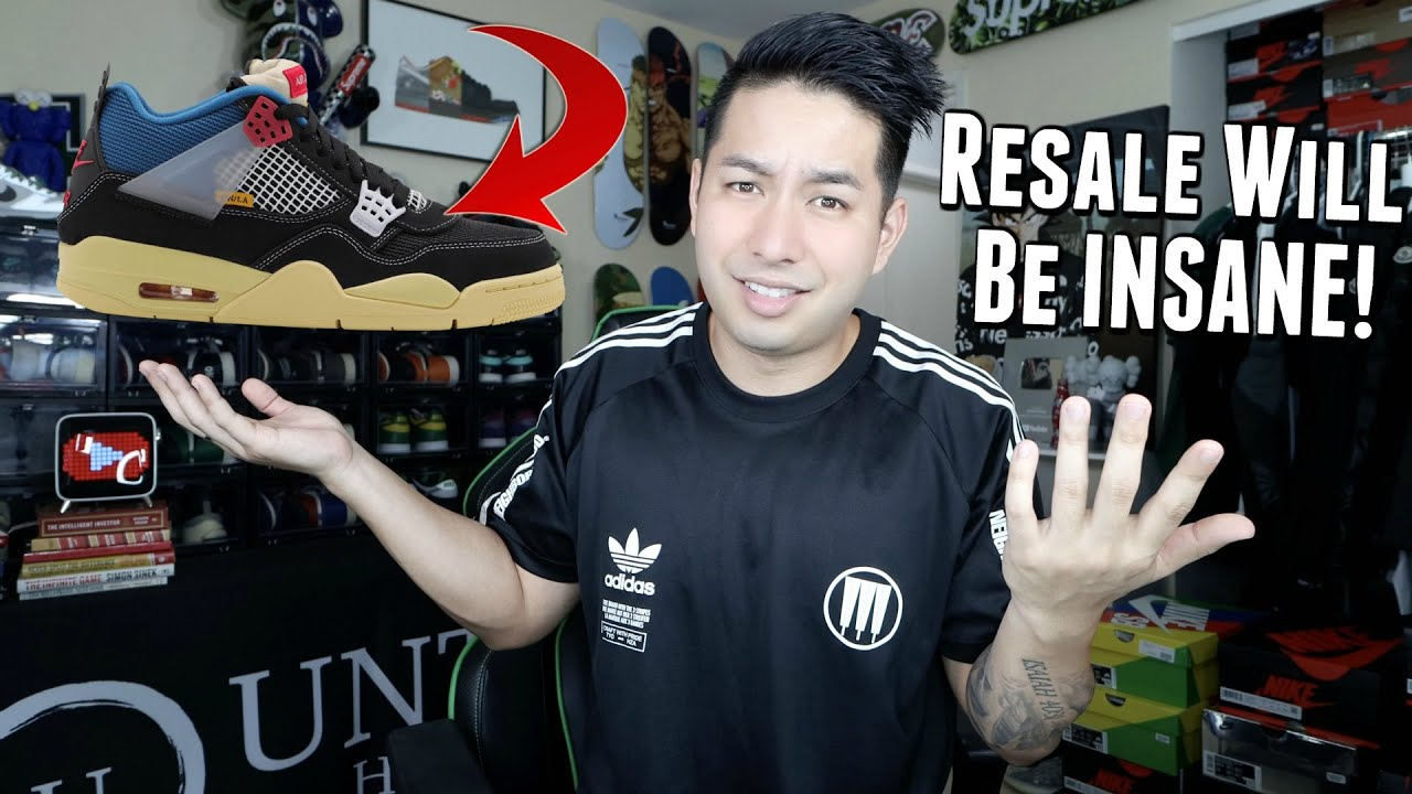 I Was 100% WRONG About The Jordan 4 Union...🤦🏻‍♂️
