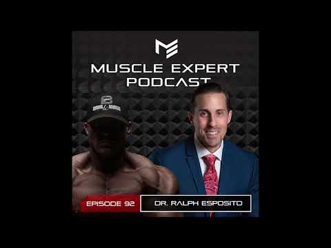 92- Dr. Ralph Esposito- The Man Doc's Deep Dive on Testosterone