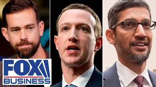 LIVE: Twitter, Facebook and Google CEOs testify before Senate on Section 230