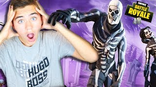 "THE SKIN SKULL TROOPER ""SKELETON"" !!! - FORTNITE BATTLE ROYALE - Neo The One"