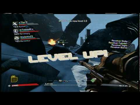 Borderlands 2 Fastest Way to Level up
