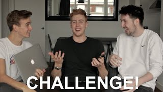 One of Josh Pieters's most viewed videos: 1 SECOND SONG CHALLENGE ft CALLUX and THATCHERJOE