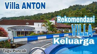 Villa Puncak Recomended, Villa ANTON , Villa Puncak Murah , Villa Keluarga