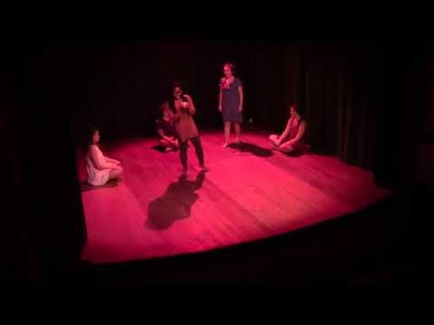 ADA Fall Cabaret II Orange Piece