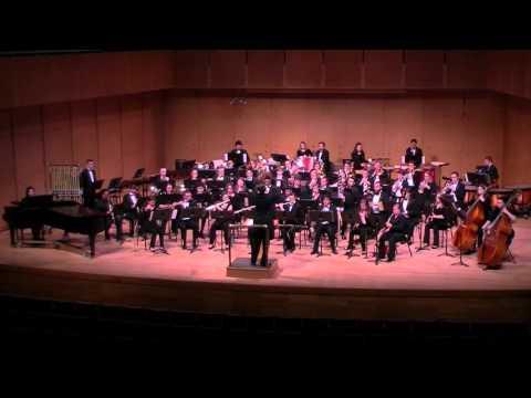 Sinfonía No. 4 'El Coloso' - Ferrer Ferran | ISU Wind Symphony